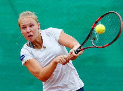 Анна Блинкова одолела барьер первого круга турнира ВТБ Кубок Кремля