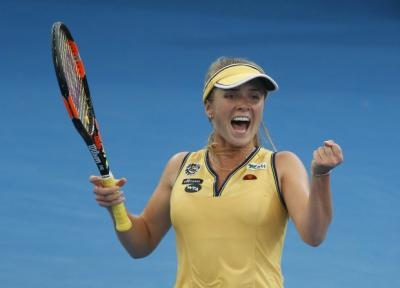 Свитолина впервые вкарьере обыграла россиянку Павлюченкову
