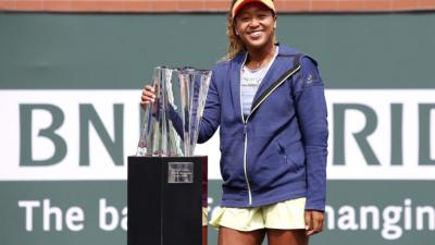 Наоми Осака чемпионка BNP Paribas Open - Indian Wells