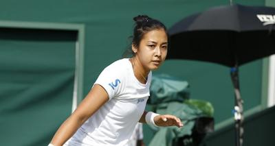 Зарина Дияс вышла в финал Japan Women's Open Tennis