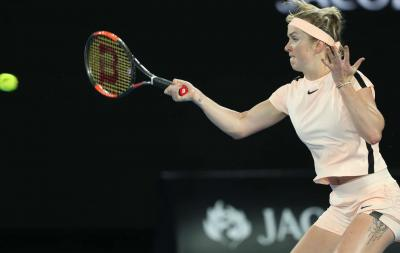 Элина Свитолина вышла в третий раунд BNP Paribas Open - Indian Wells