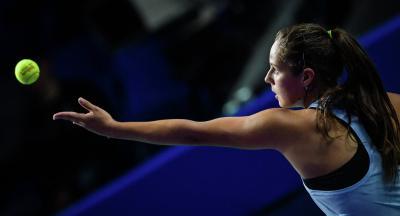 Тольяттинская теннисистка Дарья Касаткина вышла вчетвертьфинал Кубка Кремля