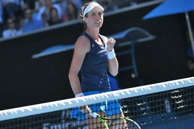 Екатерина Макарова проиграла вчетвёртом раунде Australian Open