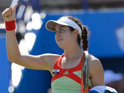 Кристина МакХэйл чемпионка Japan Women`s Open Tennis