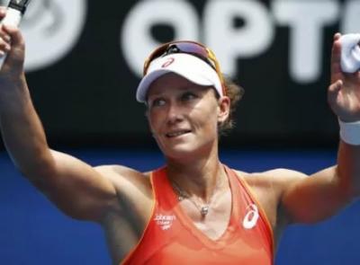 Обыграв Гаврилову вСтрасбурге, Стосур сохранила звание первой ракетки Австралии