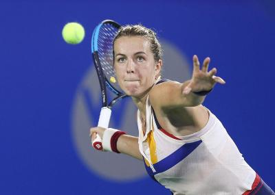 Анастасия Павлюченкова вышла в финал Prudential Hong Kong Tennis Open