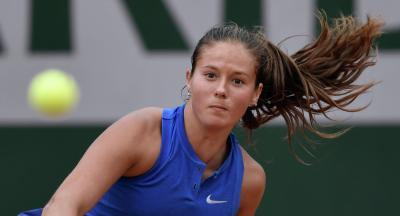 Теннисистка Касаткина вышла во 2-ой круг турнира WTA вПетербурге