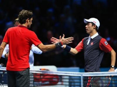 Федерер одержал третью победу в группе на Итоговом турнире АТР