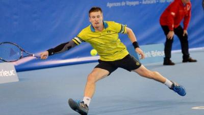 Финал квалификации St. Petersburg Open. Теймураз Габашвили не попал в основную сетку состязания