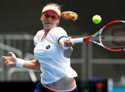 Екатерина Макарова с победы над Анникой Бек стартовала на Mutua Madrid Open 2016