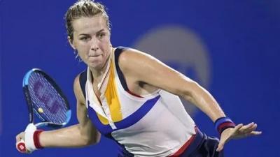 Анастасия Павлюченкова вышла в полуфинал Prudential Hong Kong Tennis Open