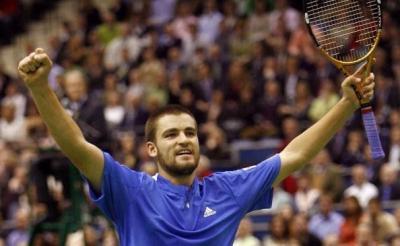 Михаил Южный вышел вфинал квалификации теннисного «Мастерса» вШанхае