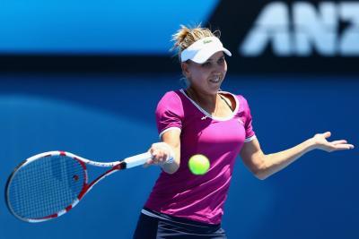 Веснина, Макарова иБлинкова вышли во 2-ой круг Australian Open