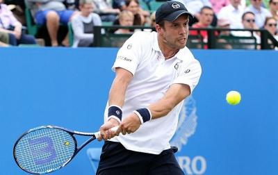 Жиль Мюллер. Aegon Open Nottingham (Ноттингем), 2016. 1/4 финала.