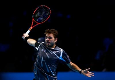 Станислас Вавринка - Давид Феррер. Barclays ATP World Tour Finals. Второй тур
