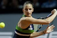 Каролина Плишкова – Леся Цуренко, 1 раунд, Mutua Madrid Open, Мадрид, Испания