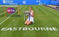 Каролина Плишкова – Каролин Возняцки, финал, Aegon International Eastbourne, Истбурн, Великобритания