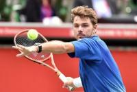 Станислас Вавринка - Жиль Мюллер. Rakuten Japan Open Tennis Championships. Полуфинал